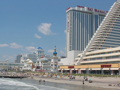 """Atlantic City Beaches"""
